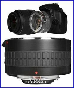 2x OPTICAL CONVERTER FOR Nikon AF-S DX NIKKOR 55-200mm f/4-5.6G ED VR II