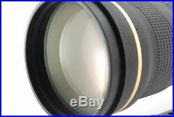 AB- Exc Nikon AF-S NIKKOR 500mm f/4 ED D AF Lens withTrunk From JAPAN 6265