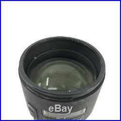 Black Nikon Model ED AF Nikkor 80-200mm 12.8 f/2.8 D Lens #3811