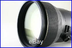 C Normal Nikon AF-S NIKKOR 400mm f/2.8 ED IF D II Lens withTrunk From JAPAN 5763