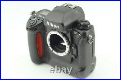 EXC++++ Nikon F5 35mm SLR Film Camera + AF Nikkor 35-70mm Zoom Lens From JAPAN