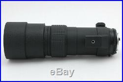EXCELLENT+++++ NIKON AF Nikkor 300mm F/4 IF ED Lens withFront cover From Japan