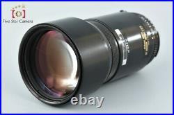 Excellent-! Nikon AF NIKKOR 180mm f/2.8 ED