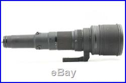 Excellent++++ Nikon Nikkor AI-S 800mm F/5.6 AIS ED IF Lens from Japan #9665