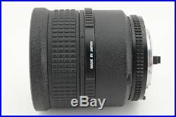 Excellent in BOX Nikon AF Nikkor 28mm f/1.4 D Lens from Japan #4183