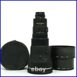 Good Working Nikon AF-S NiKKOR ED 400mm F2.8 D Lens From Japan JC