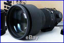 MINT Case Nikon AF Nikkor 300mm f/2.8 ED Telephoto Hood from Japan 379