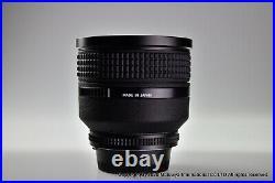 MINT NIKON AF NIKKOR 85mm f/1.4D