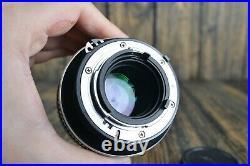 MINT Nikon NIKKOR 105mm f/1.8 Ai-S Lens