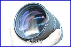 MINT+++ READ Nikon AF DC Nikkor 135mm F/2 D Portrait Lens from Japan #1800
