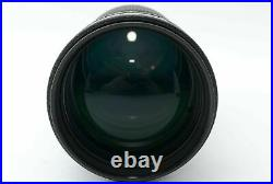 Mint Nikon AF Nikkor 80-200mm f/2.8 ED Lens from Japan