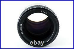 Mint Nikon AF Nikkor 85mm f 1.8 D 1.8D Portrait Prime Lens from JAPAN