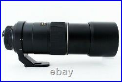 Mint Nikon AF-S Nikkor 300mm f/4 D ED SWM IF Prime Lens DSLR from Japan 647154