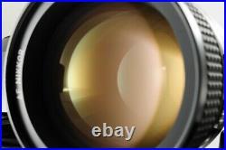 N. MINT Nikon AF Nikkor 85mm f/1.4 D Portrait Prime Bright Lens from JAPAN