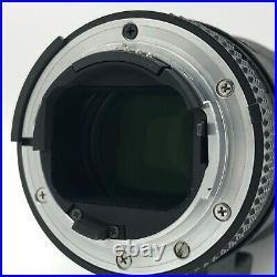 NEAR MINT Nikon AF Micro Nikkor 200mm F/4 D ED Macro Lens from Japan