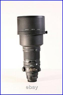 NEAR MINT Nikon Nikkor ED AF 300mm f2.8 lens withhood in CT-303 case