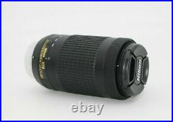 NEW. Nikon AF-P NIKKOR 70-300mm f/4.5-6.3G ED DX Super-Telephoto Ultra-fast
