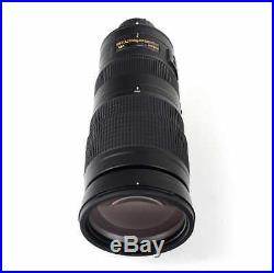 NEW Nikon AF-S NIKKOR 200-500mm f/5.6E ED VR Lens