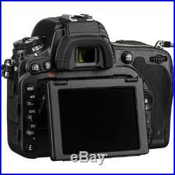 NEW Nikon D750 DSLR Camera + AF-S NIKKOR 24-120mm f/4G ED VR lens +64GB Full Kit