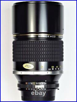 NEW UNUSED in BOX Nikon ED 180mm F2.8 Ai-s for F3 FA FM2 FE2 F2 D500 FM3A