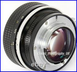 NIKKOR 55mm 11.2 the FASTEST NIKON PRE-Ai Analog + some DIGITAL fit PRIME Lens