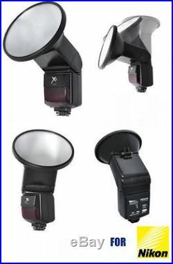 NIKKOR 70-300mm f4-5.6G Lens + FLASH FOR NIKON D3100 D3200 D3300 D5000 D5100