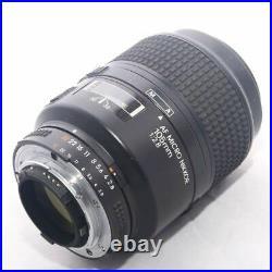 NIKON AF MICRO NIKKOR 105mm F2.8 12.8 Lens For Nikon F Mount R1 Japan