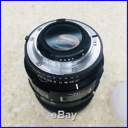 NIKON AF MICRO NIKKOR 60mm 12.8D 11 MACRO Lens EXCELLENT Condition