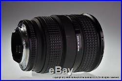 NIKON AF NIKKOR 20-35mm f/2.8D Excellent