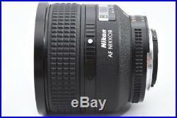 NIKON AF Nikkor 85mm F/1.4 D Prime Lens Excellent From Japan #691