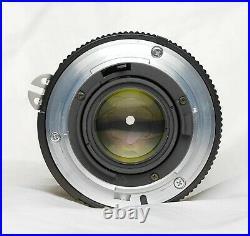 NIKON Ai-S NIKKOR 24mm f/2 MF SLR Lens F3 FM FM2 FM3