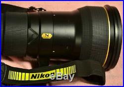 NIKON / NIKKOR AF-S VR 600mm/ 4G IF ED PRIME SUPER TELEPHOTO