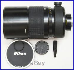 NIKON Reflex-Nikkor 1000mm f11 + Case Boxed