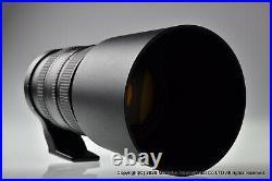 Near MINT NIKON AF VR NIKKOR ED 80-400mm f/4.5-5.6D