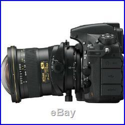 New Nikon PC NIKKOR 19mm f/4E ED Tilt-Shift Lens