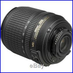 Nikon 18-105mm f/3.5-5.6G ED VR AF-S DX Nikkor Autofocus Lens