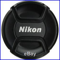 Nikon 18-140mm f/3.5-5.6G ED VR AF-S DX NIKKOR Zoom Lens + Top Accessory Bundle