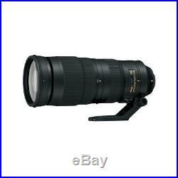 Nikon 200-500mm f/5.6E ED AF-S VR Zoom NIKKOR Lens U. S. A. Warranty #20058