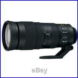 Nikon 20058 AF-S NIKKOR 200-500mm f/5.6E ED VR Lens