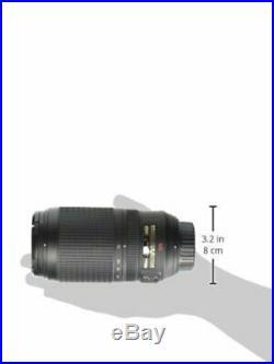 Nikon 70-300mm f/4.5-5.6G ED IF AF-S VR Nikkor Zoom Lens for Nikon Digital SLR