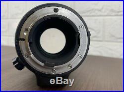 Nikon 80-200mm f/2.8 D ED AF Zoom Nikkor lens Non Built-in Motor type Japan Rare