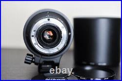 Nikon AF 80-400mm FX VR Telephoto Lens with UV Filter