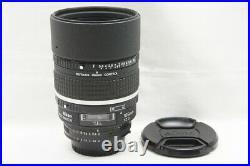 Nikon AF DC NIKKOR 105mm F2D Portrait Lens for F Mount #200724r