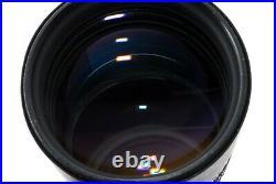 Nikon AF DC NIKKOR 135mm f/2D AF Lens WithCaps Tokyo Japan Tested