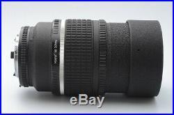 Nikon AF DC Nikkor 135mm f2 Lens Excellent++++