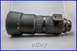 Nikon AF FX Full Frame NIKKOR 80-200mm f/2.8D ED Zoom Lens with Auto Focus