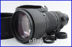 Nikon AF NIKKOR 300mm F2.8 ED IF Lens Very good from Japan (88-D75)