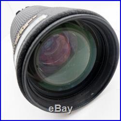 Nikon AF NIKKOR 80-200mm f/2.8 ED From Japan #0077