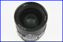 Nikon AF Nikkor 28mm f/1.4D Aspherical FX Pro Lens