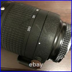 Nikon AF Nikkor 80-200mm f/2.8 D ED New type Lens from Japan #S6